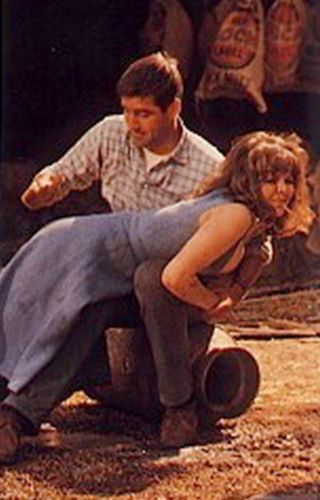 movie spanking for actress anne helm