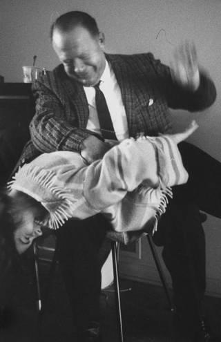 spanking Ann-Margret