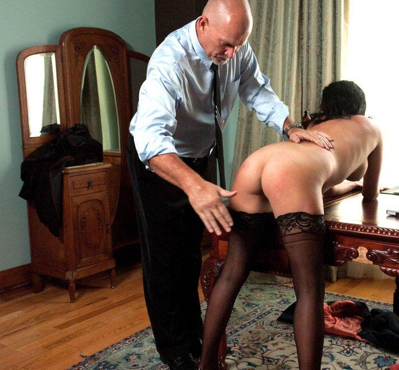 ashli ames spanked