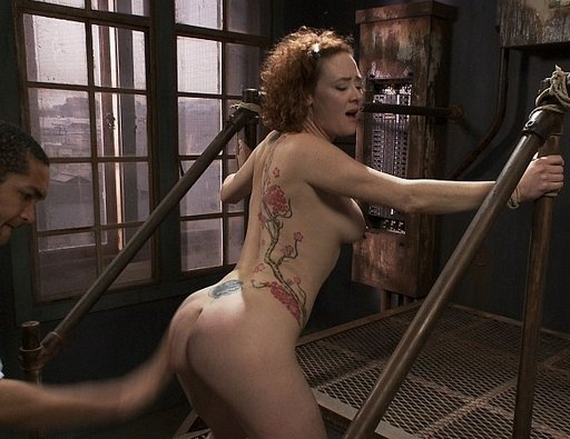 more spanking for Audrey Hollander