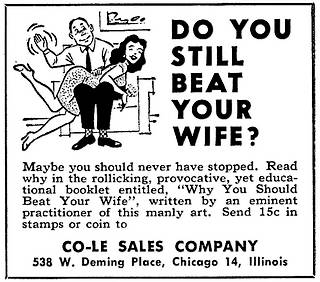 how to beat your wife
