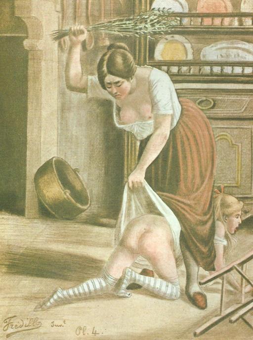 la correction maternelle - the maternal correction