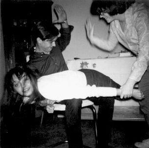 birthday spanking from 1968
