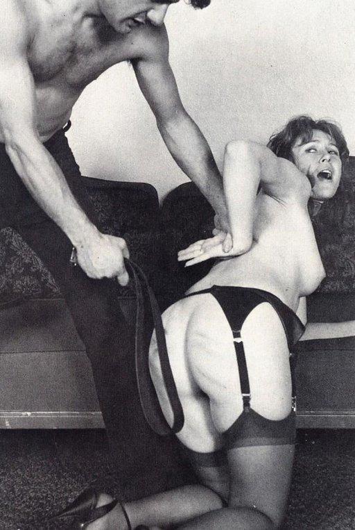 hard belt spanking