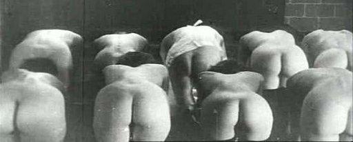 Black mass orgy