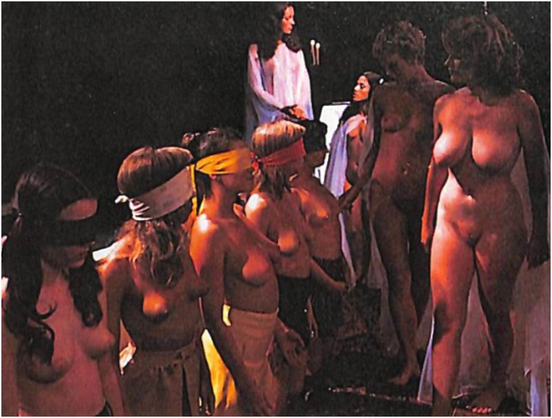 blindfolded sorority pledge girls