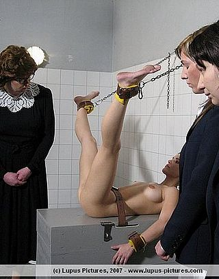 brutal bondage exposure for a serious ass whipping