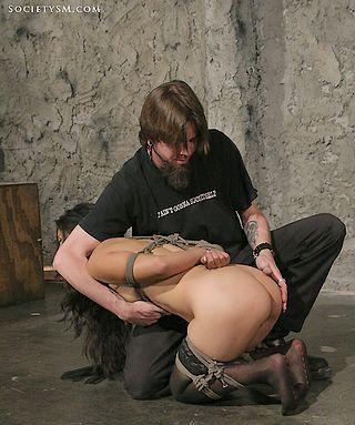 bondage spanking for Jessica Bangkok