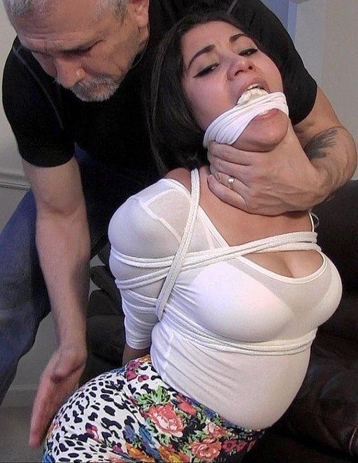 bound-spanked