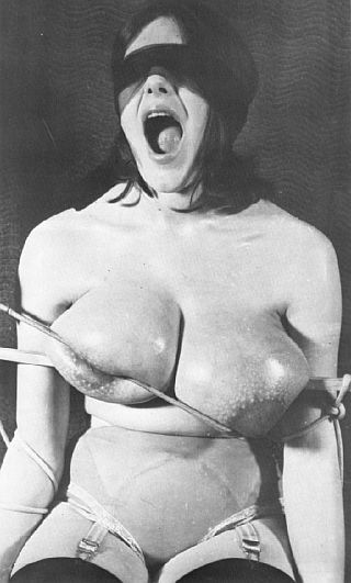 vintage breast caning photo