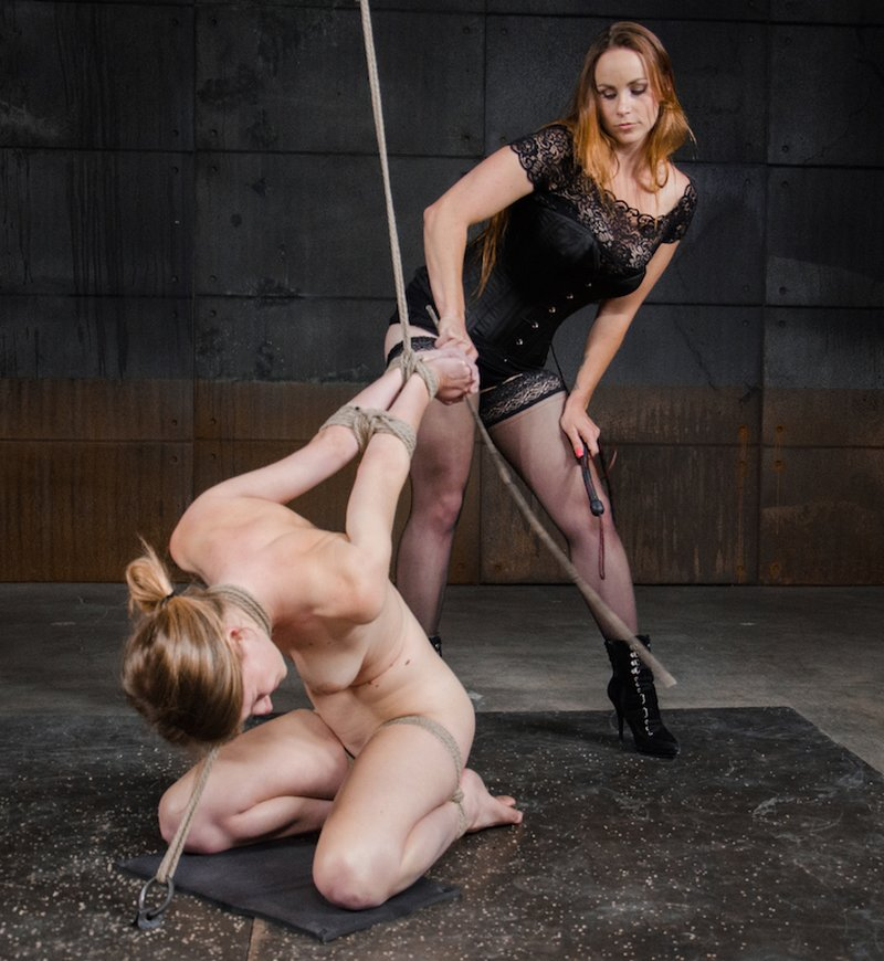 caning ashley
