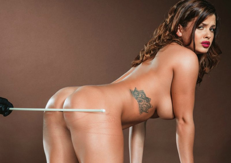 Keisha Grey caned