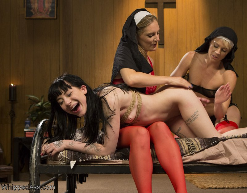 otk nun spanking