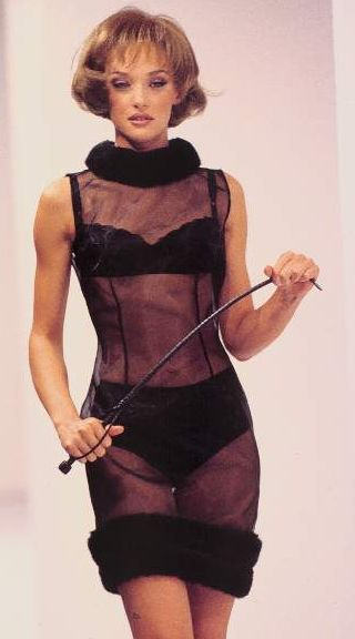 riding crop as fashion accessory