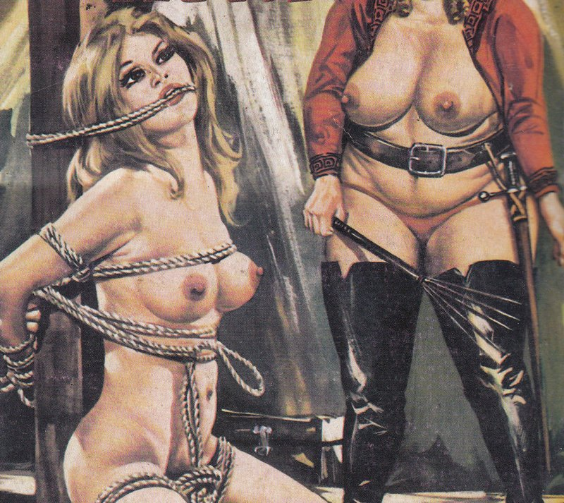 pirate breast whipping