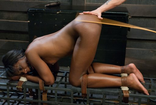 date night bondage caning