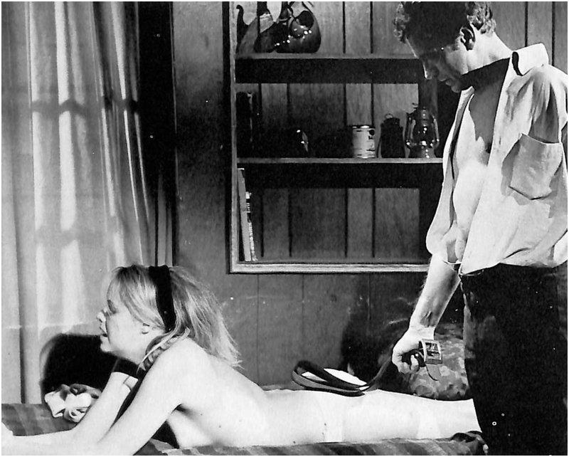 sexsploitation film spanking scene 1960s