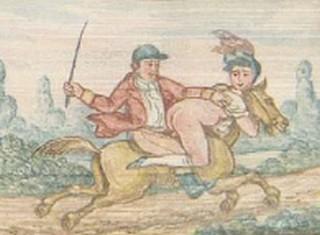 equestrian spanking
