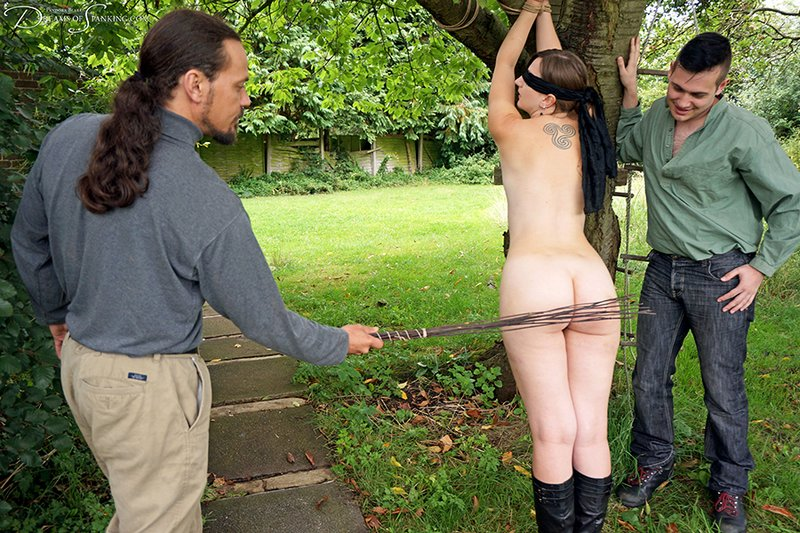 pandora caned by her lovers