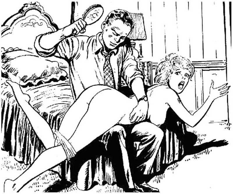 hairbrush-spanking-bbs-art