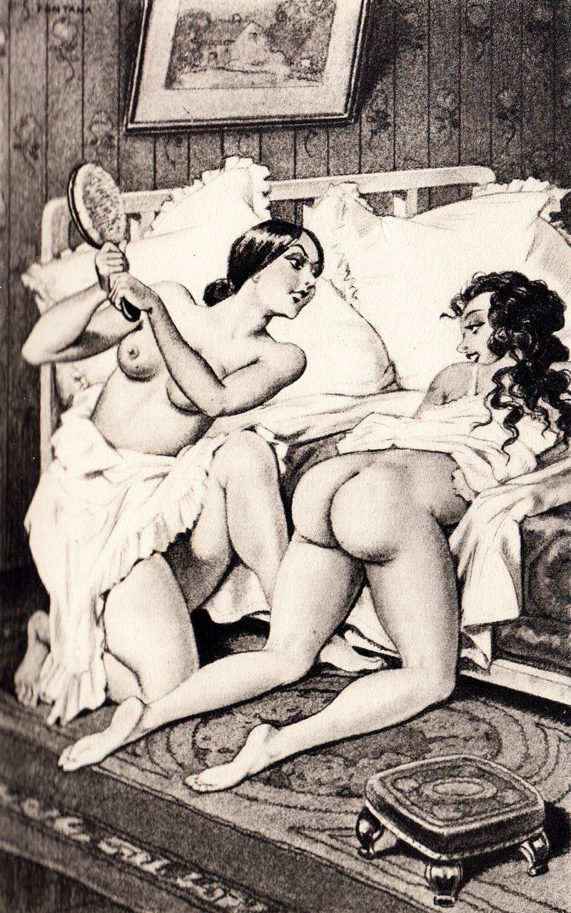 friendly lesbian hairbrush spanking