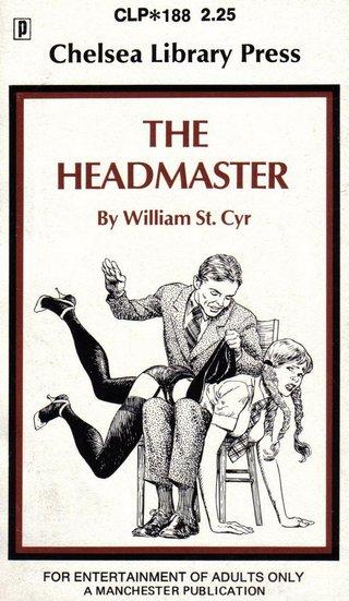 the headmaster spanking stroke book cover