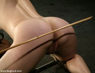 sweet ass curves being punished