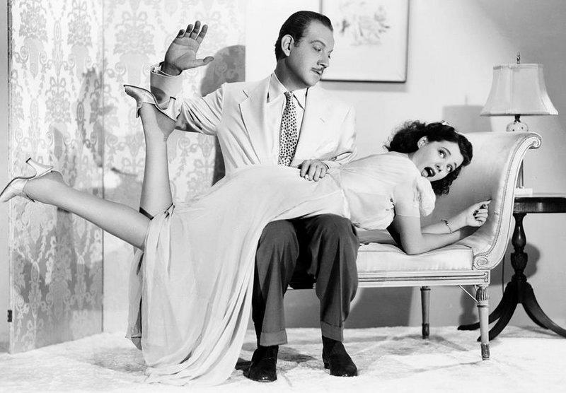movie spanking OTK