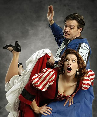 spanking photo from kiss me kate