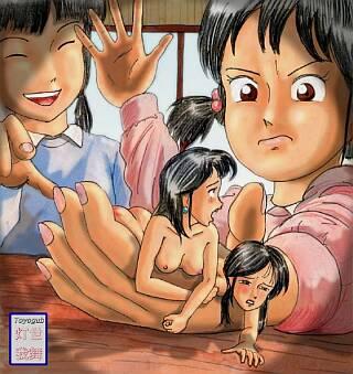 koonago spanking