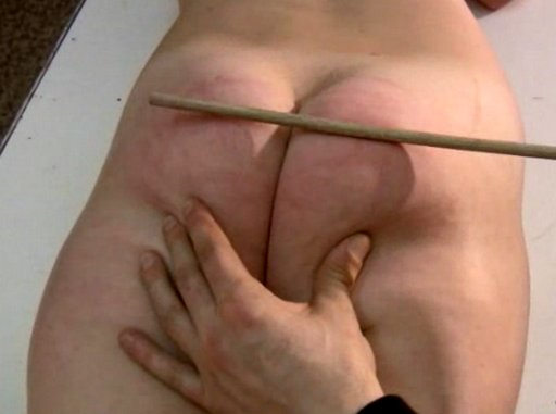 caning, hand spanking, tawsing, and leather strapping