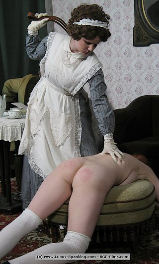 tawsed by the maid
