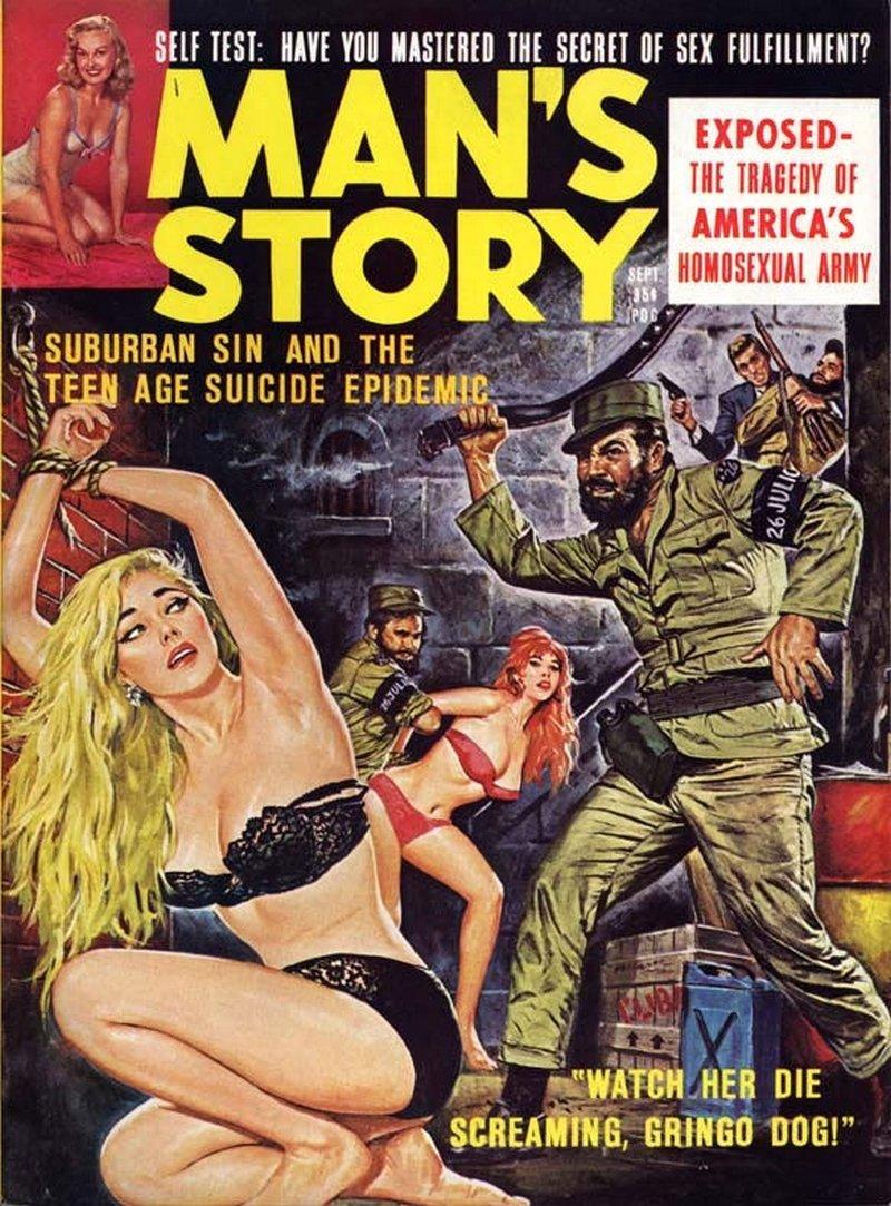 Man's Story September 1965