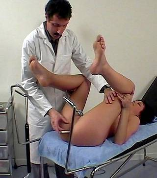 maria gets unexpected rectal exam