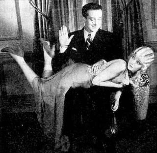 still from A Naughty Flirt, 1931