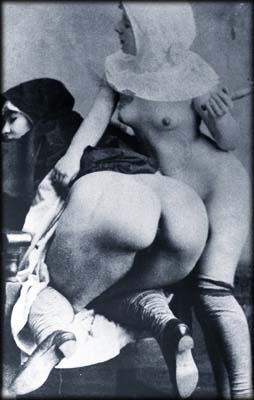 nuns spanking