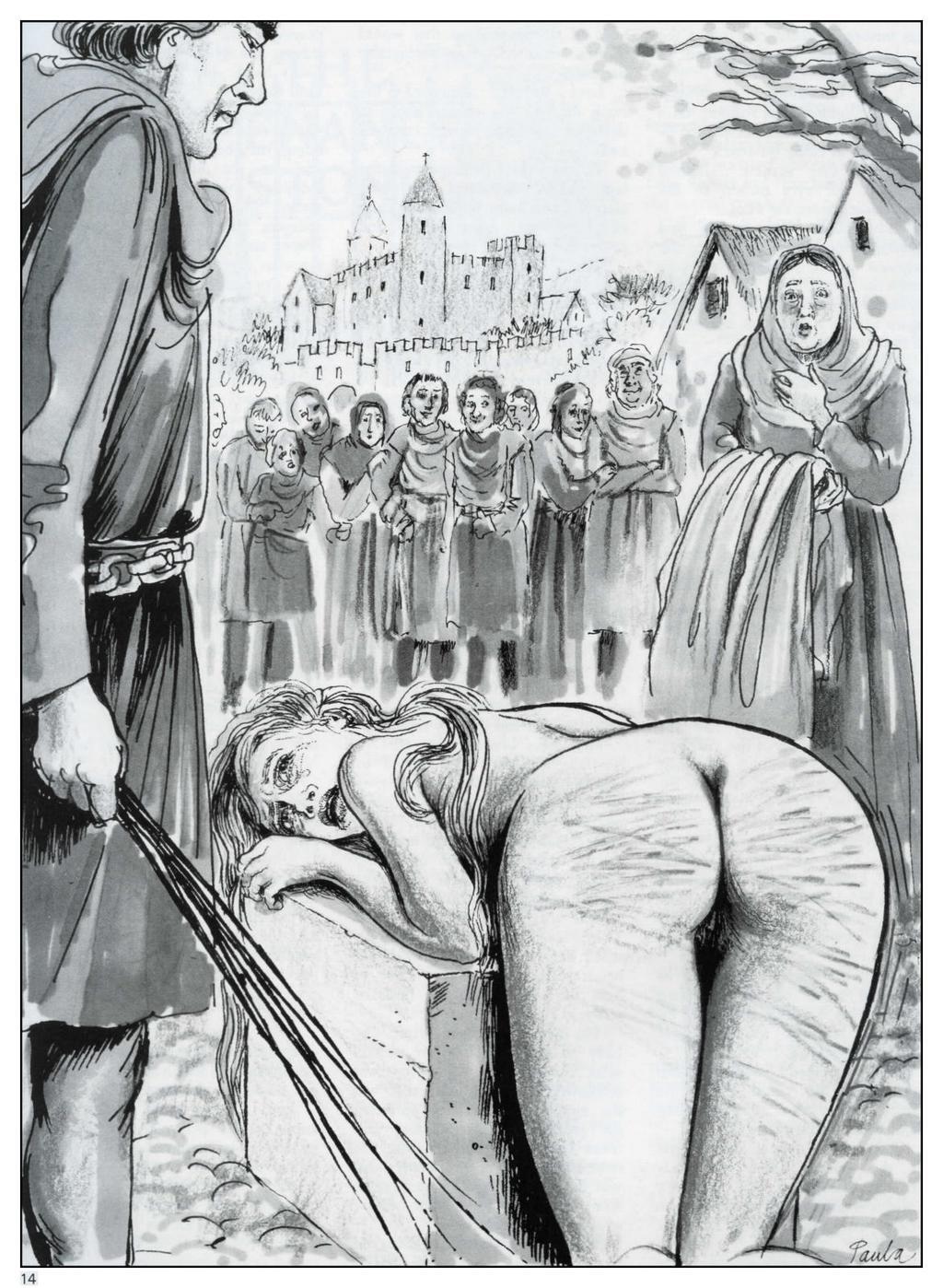 Публичные бдсм наказания 10 фотография