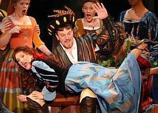 Petruchio spanking Kate