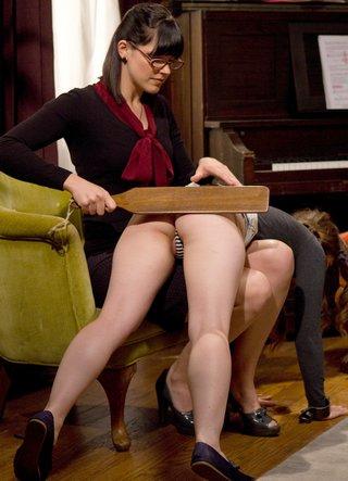 otk paddle spanking