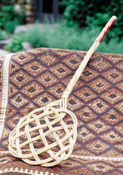 carpet beater for spankings