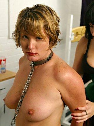 rebellious slave girl