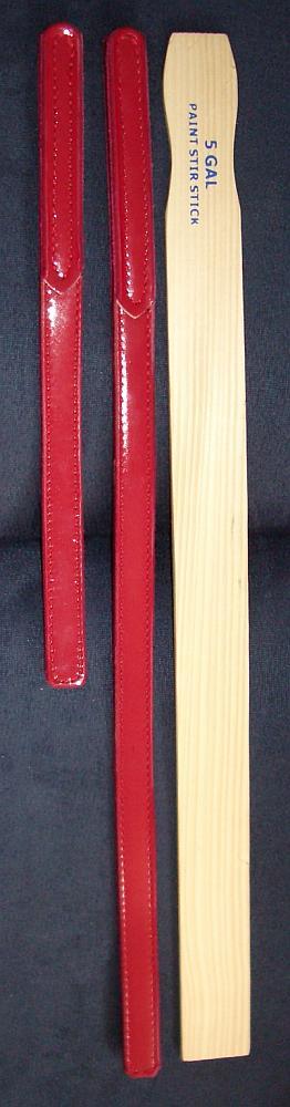 schoolmaster straps