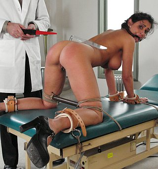 Doctor, Doctor, Have Mercy On Me – Spanking Blog