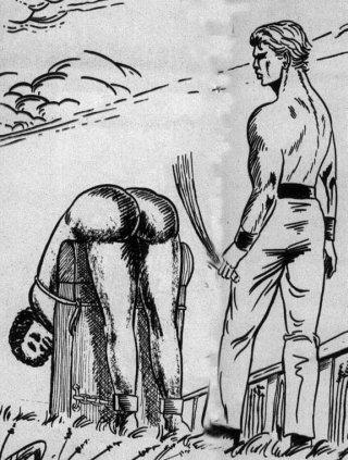 house slave birched