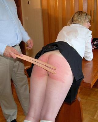tawse spanking