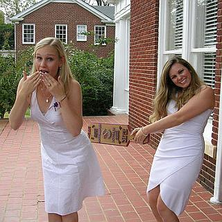 sorority beauties spanking