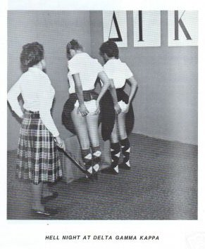hell night at the spanking sorority