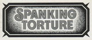 spanking torture graphic