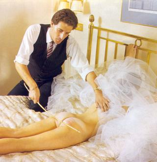 well-caned new wife