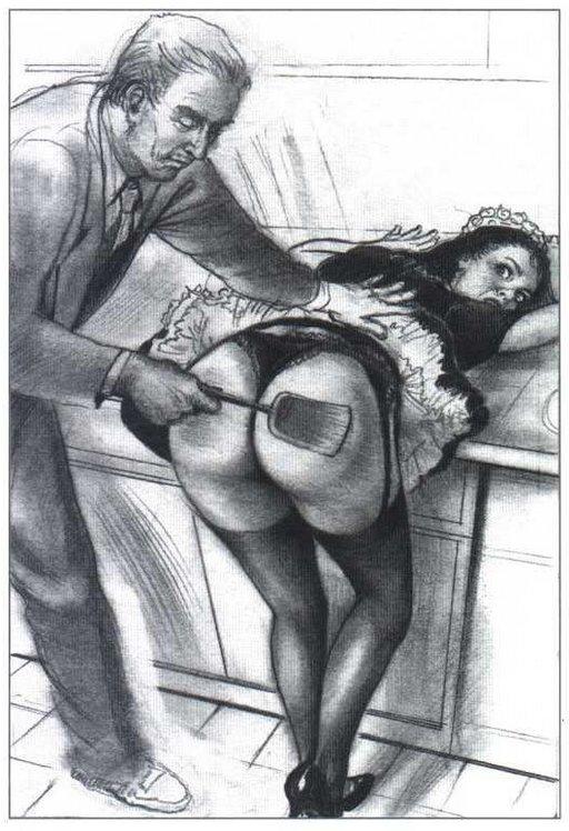 spatula-spanking-maid